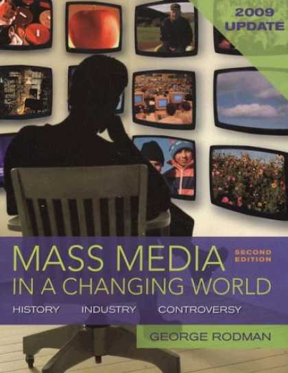 Books About Media - Mass Media in a Changing World, 2009 Updated Edition with Media World 2.0 DVD