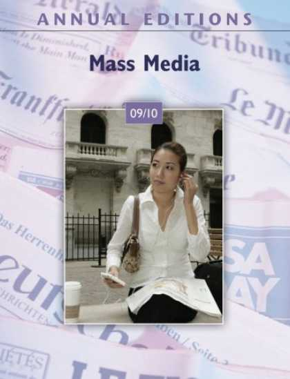 Books About Media - Annual Editions: Mass Media 09/10