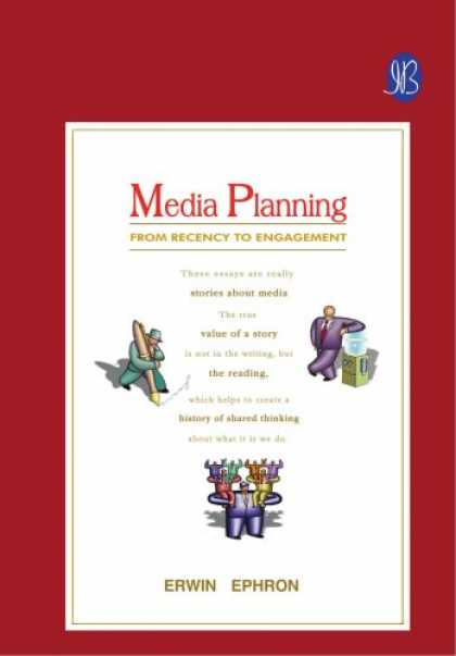 Books About Media - Media Planning - From Recency to Engagement