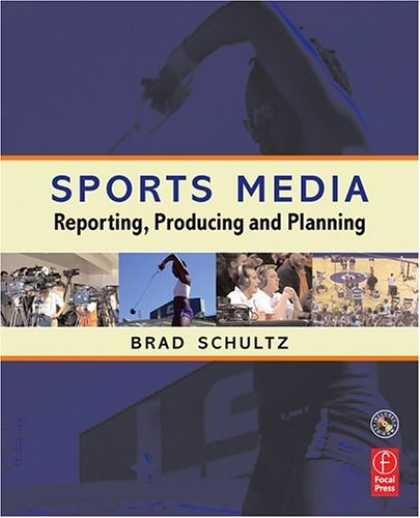 Books About Media - Sports Media: Reporting, Producing, and Planning