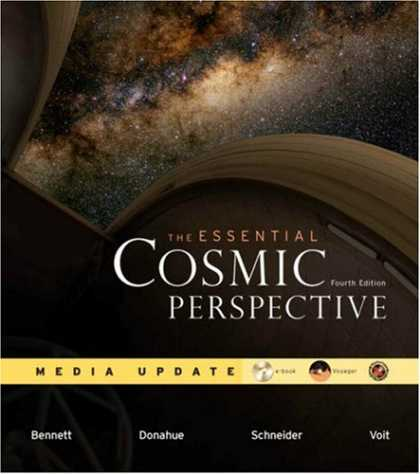 Books About Media - Essential Cosmic Perspective Media Update, The (4th Edition) (MasteringAstronomy