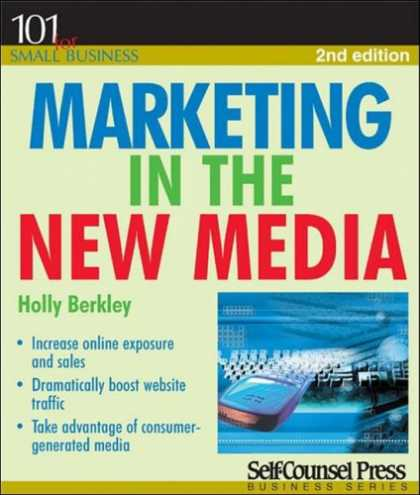 Books About Media - Marketing in the New Media (101 for Small Business)