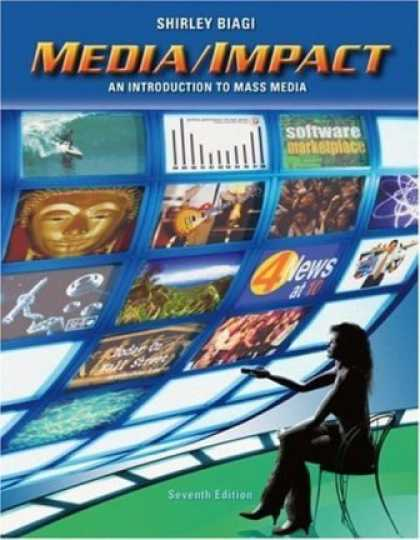 Books About Media - Media/Impact : An Introduction to Mass Media - Text Only