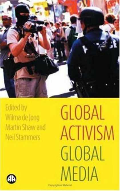 Books About Media - Global Activism, Global Media