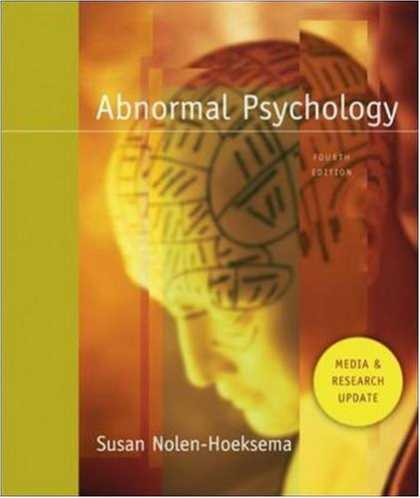 Books About Media - Abnormal Psychology Media and Research Update with MindMap CD