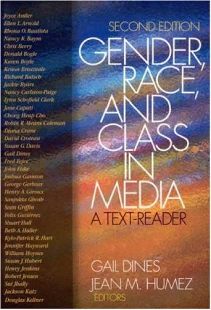 Books About Media - Gender, Race, and Class in Media: A Text-Reader