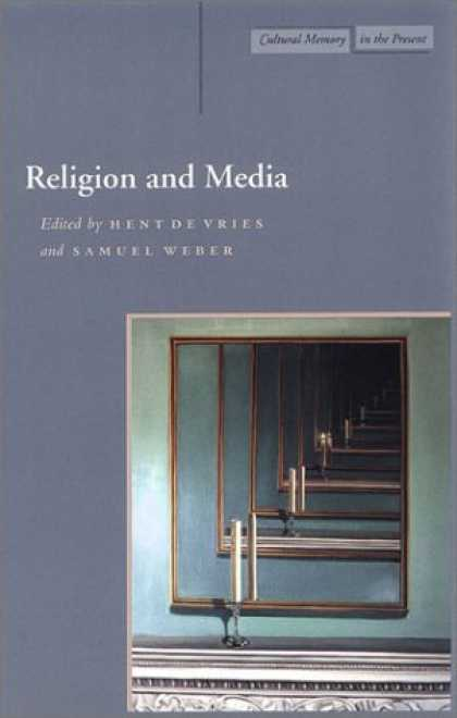 Books About Media - Religion and Media (Cultural Memory in the Present)