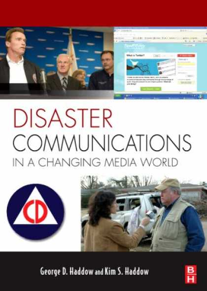 Books About Media - Disaster Communications in a Changing Media World (Butterworth-Heinemann Homelan