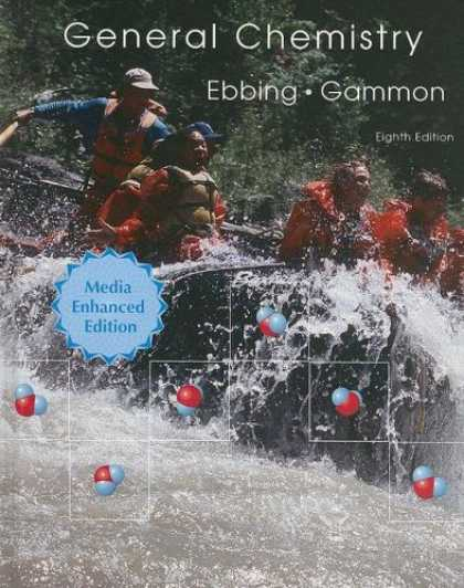Books About Media - General Chemistry: Media Enhanced Edition, 8th Edition