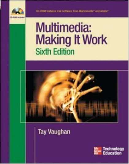 Books About Media - Multimedia: Making it Work, Sixth Edition
