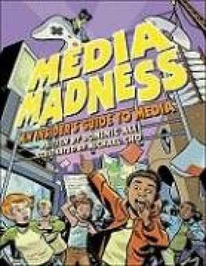 Books About Media - Media Madness: An Insider's Guide to Media