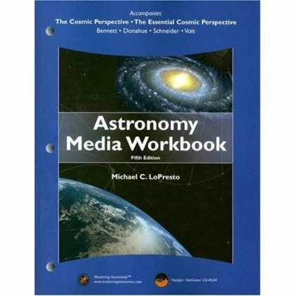 Books About Media - The Cosmic Perspective and Essential Cosmic Perspective - Astronomy Media Workbo