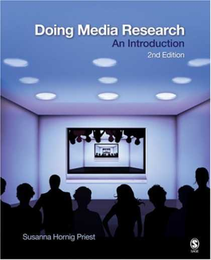 Books About Media - Doing Media Research: An Introduction
