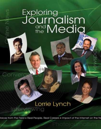 Books About Media - Exploring Journalism and the Media (with CD-ROM)