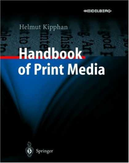 Books About Media - Handbook of Print Media