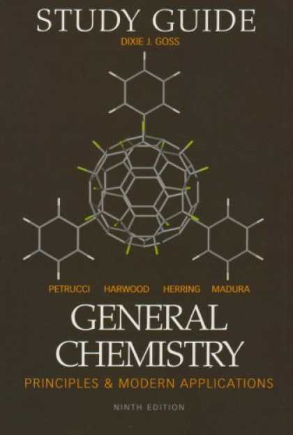 Books About Media - Study Guide for General Chemistry: Principles and Modern Application & Basic Med