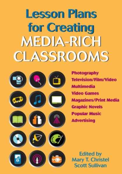 Books About Media - Lesson Plans for Creating Media-Rich Classrooms