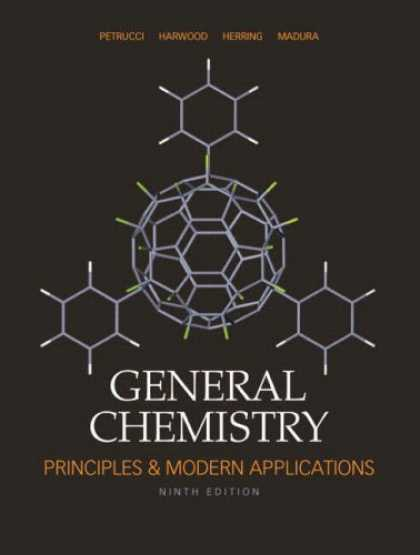 Books About Media - General Chemistry: Principles and Modern Application & Basic Media Pack (9th Edi