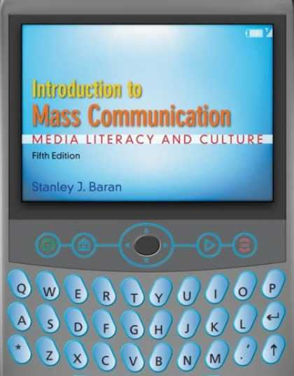 Books About Media - Introduction to Mass Communication: Media Literacy and Culture with Media World