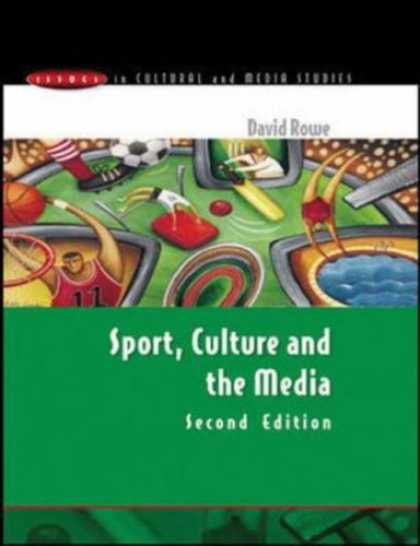 Books About Media - Sport, Culture and the Media (Issues in Cultural and Media Studies)