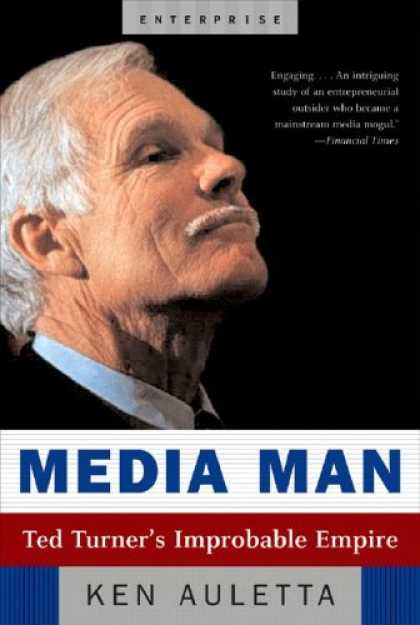Books About Media - Media Man: Ted Turner's Improbable Empire (Enterprise)