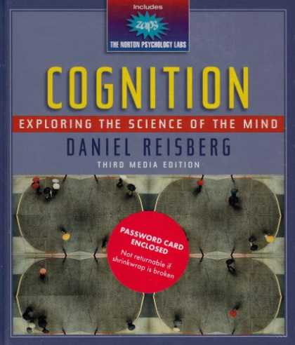 Books About Media - Cognition: Exploring the Science of the Mind (Third Media Edition)