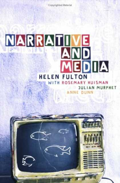 Books About Media - Narrative and Media (v. 1)