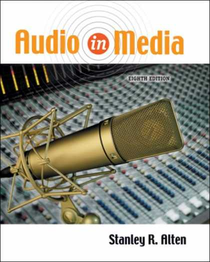 Books About Media - Audio in Media