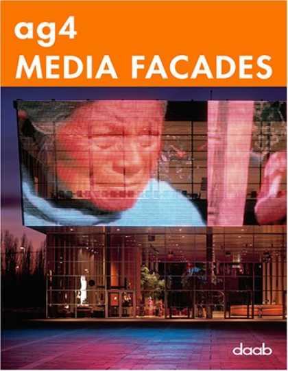 Books About Media - Ag4 - Media Facades (Daab Architecture & Design)
