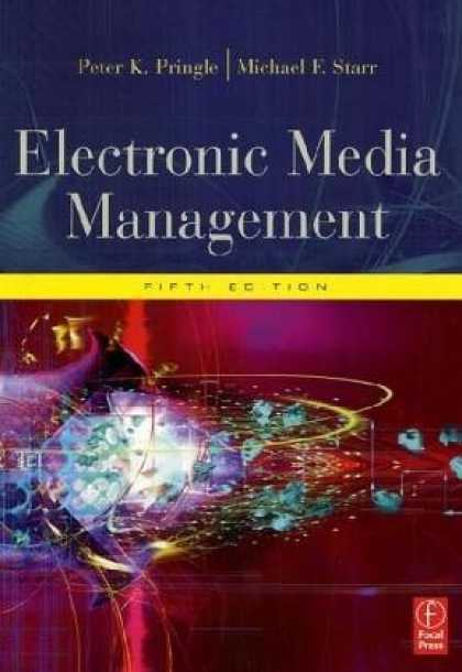 Books About Media - Electronic Media Management, Revised, Fifth Edition