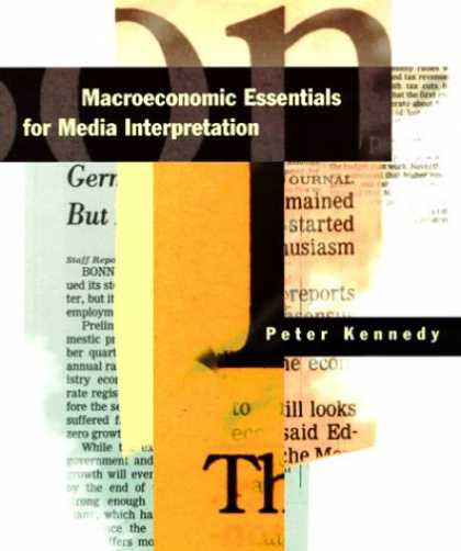 Books About Media - Macroeconomic Essentials for Media Interpretation