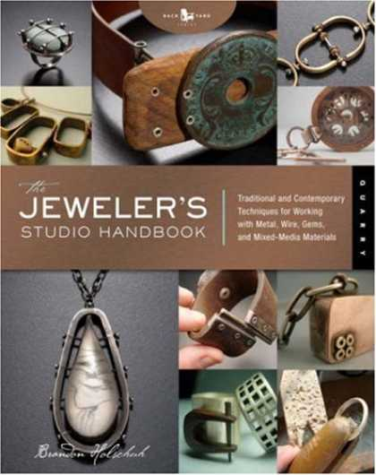 Books About Media - The Jeweler's Studio Handbook: Traditional and Contemporary Techniques for Worki