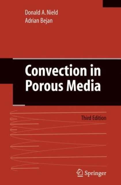 Books About Media - Convection in Porous Media