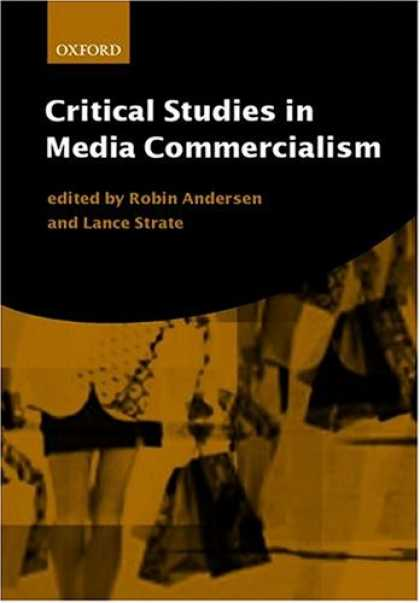 Books About Media - Critical Studies in Media Commercialism