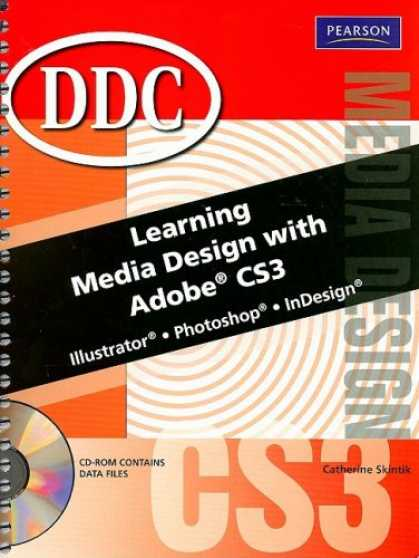 Books About Media - Learning Media Design w/Adobe CS3 Student Edition (DDC Learning)