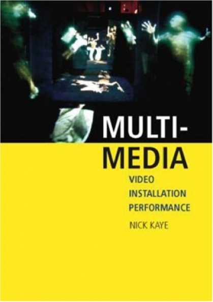Books About Media - Multi-Media: Video-Installation-performance