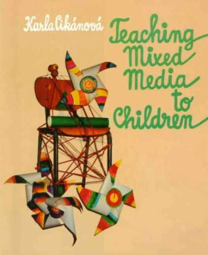 Books About Media - Teaching Mixed Media to Children