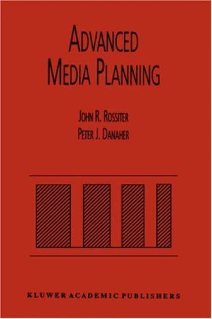 Books About Media - Advanced Media Planning
