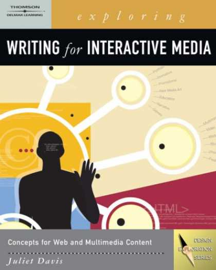 Books About Media - Exploring Writing for Interactive Media
