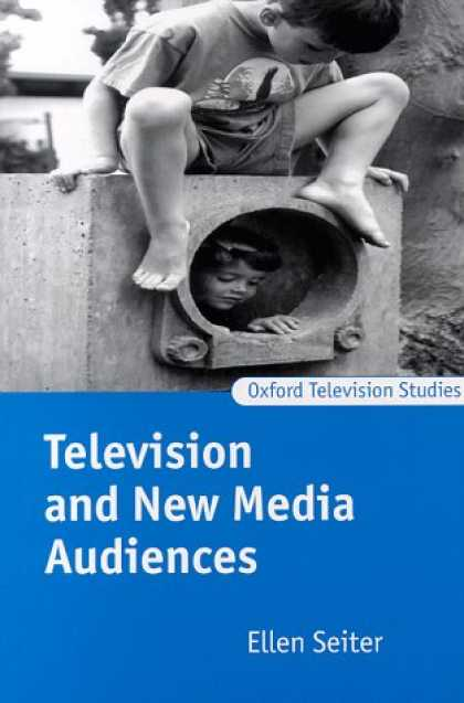 Books About Media - Television and New Media Audiences (Oxford Television Studies)