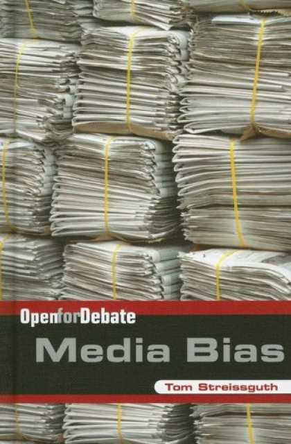 Books About Media - Media Bias (Open for Debate)