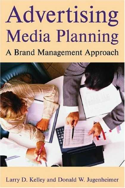 Books About Media - Advertising Media Planning: A Brand Management Approach