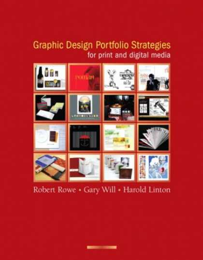 Books About Media - Graphic Design Portfolio Strategies for Print and Digital Media