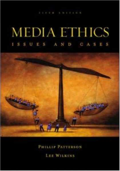 Books About Media - Media Ethics with PowerWeb : Issues and Cases