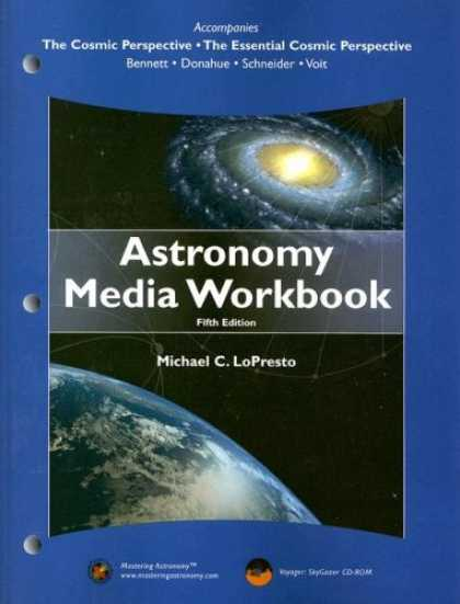 Books About Media - Astronomy Media Workbook