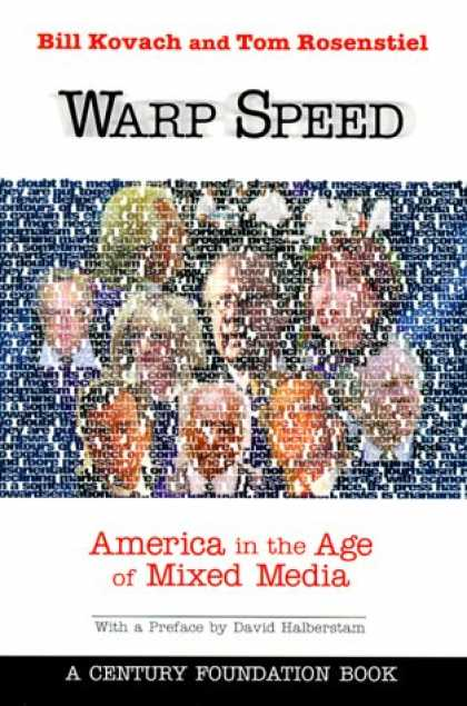 Books About Media - Warp Speed: America in the Age of the Mixed Media Culture