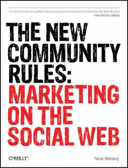 Books About Media - The New Community Rules: Marketing on the Social Web