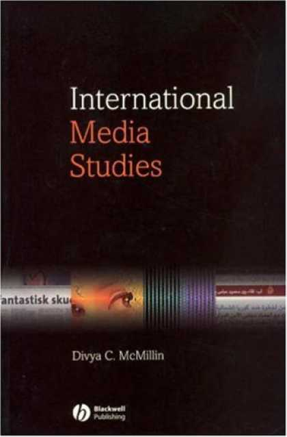 Books About Media - International Media Studies