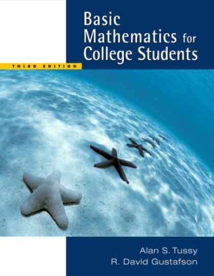 Books About Media - Basic Mathematics for College Students, Updated Media Edition (with CD-ROM and M