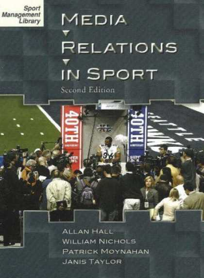 Books About Media - Media Relations in Sport